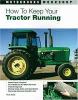 How to Keep your Tractor Running
