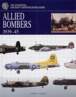 Allied Bombers, 1939-45
