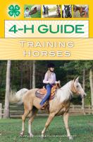 4-H Guide to Training Horses