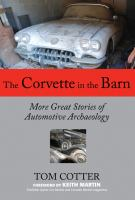 The Corvette in the Barn