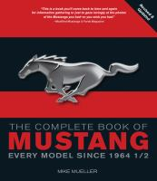 The Complete Book of Mustang