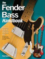 The Fender Bass Handbook