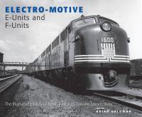 Electro-Motive E-units F-units
