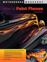 How to Paint Flames