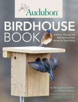 Audubon Birdhouse Book