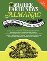 The Mother Earth News Almanac