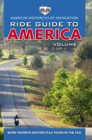 American Motorcyclist Association Ride Guide to America