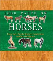 1000 Facts on Horses