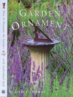Smith and Hawken Garden Ornament