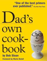 Dad's Own Cookbook