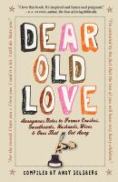 Dear Old Love