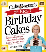 The Cake Mix Doctor's 25 Best Birthday Cakes
