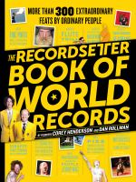 The recordsetter book of world records