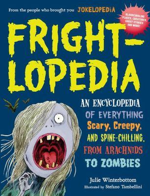Cover image for Frightlopedia