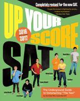 Up your Score SAT 2016-2017