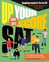 Up Your Score: SAT
