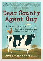 Dear County Agent Guy