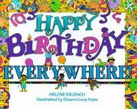 Happy Birthday, Everywhere!