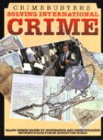 Solving International Crime