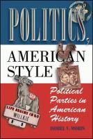 Politics, American Style