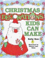 Christmas Decorations Kids Can Make