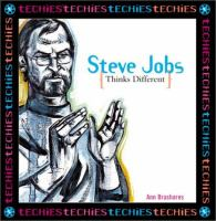 Steve Jobs: Thinks Different