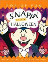 Snappy Little Halloween