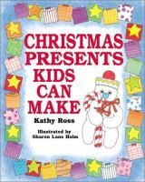 Christmas Presents Kids Can Make
