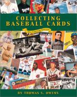 Collecting Baseball Cards