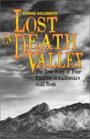 Lost in Death Valley