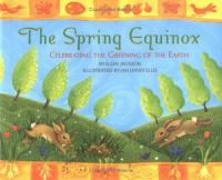 Spring Equinox: The Greening of the Earth