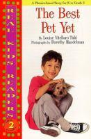 The Best Pet Yet