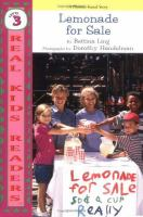 Lemonade for Sale