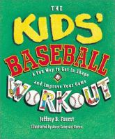 The Kids' Baseball Workout