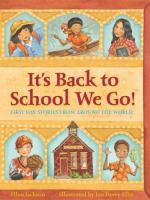It's back to school we go!