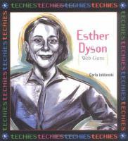 Esther Dyson: Web Guru