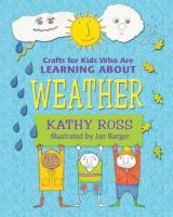 Crafts for Kids Who Are Learning About-- the Weather