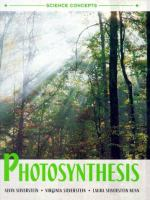 Photosynthesis (Science Concepts)
