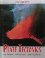 Plate Tectonics (Science Concepts)
