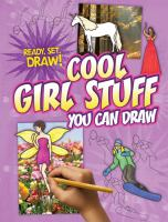 Cool Girl Stuff You Can Draw