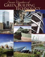 Seven Wonders of Green Building Technology