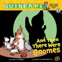 Guinea PIG, Pet Shop Private Eye