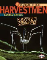 Harvestmen