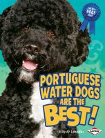 Portuguese Water Dogs Are the Best!