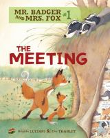 Mr. Badger and Mrs. Fox