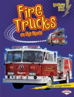 Fire Trucks on the Move