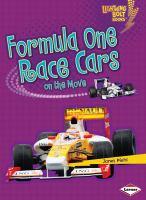Formula One Race Cars