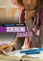 Scheduling Smarts
