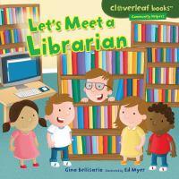 Let's Meet A Librarian