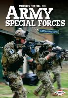 Army Special Forces